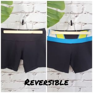 Lululemon Groove Shorts Reversible
